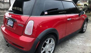 Mini Cooper 2005 Turbo completo